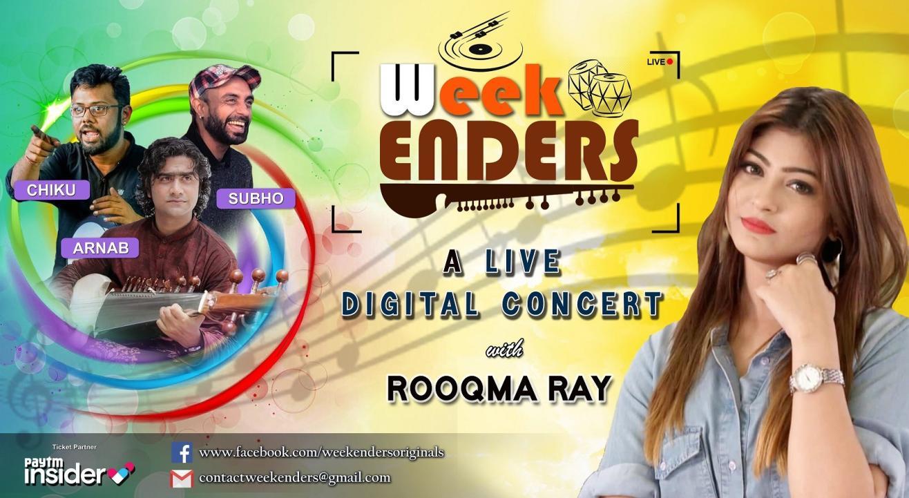 """""""WEEKENDERS"""" with ROOQMA"""