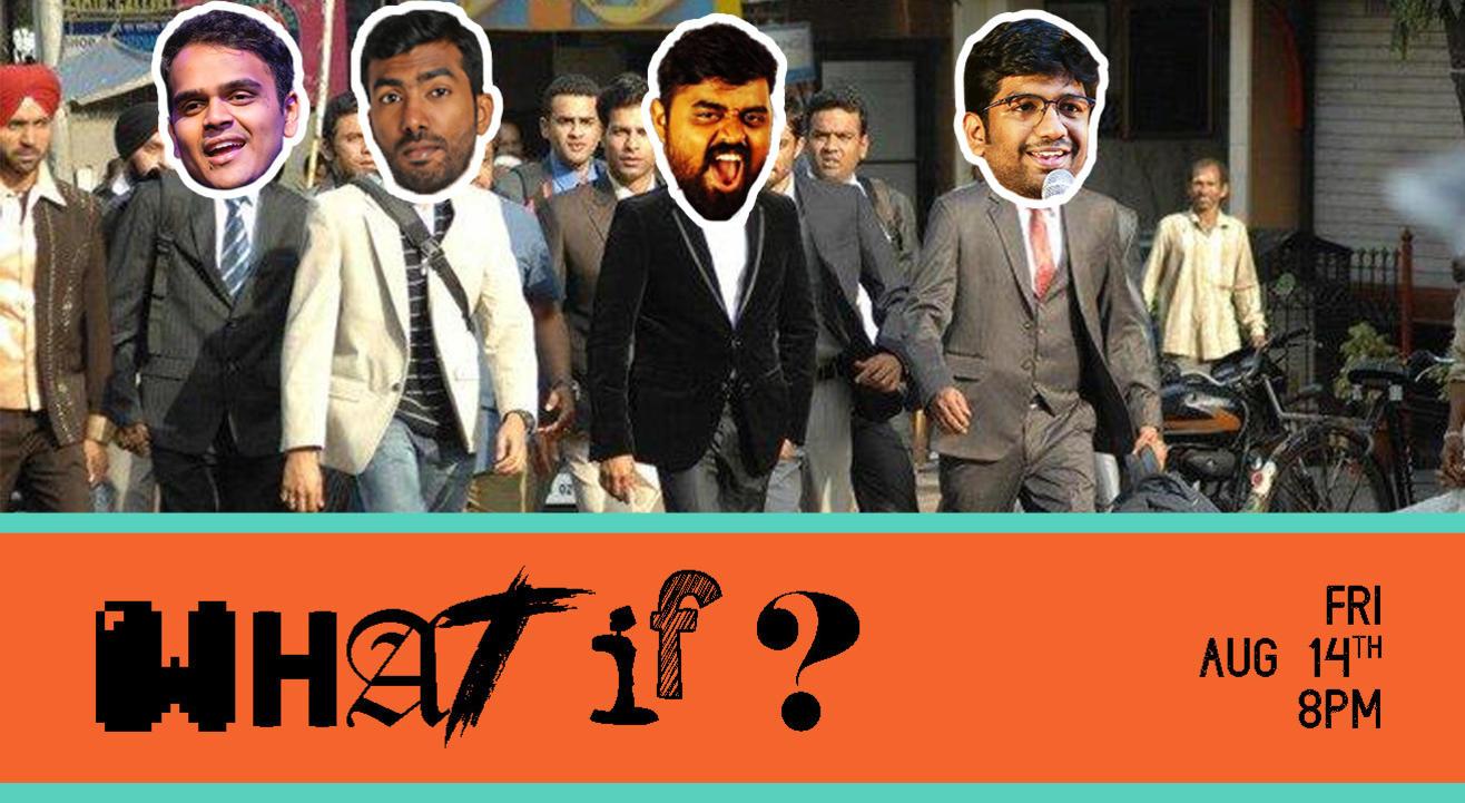 What IFs with Jagan, Chockalingam, Manoj and Sharat - Tamil Cinema Edition