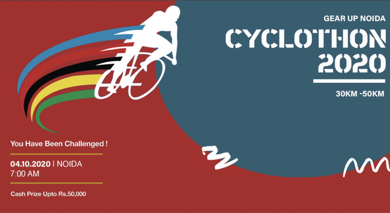 Noida Cyclothon 2020