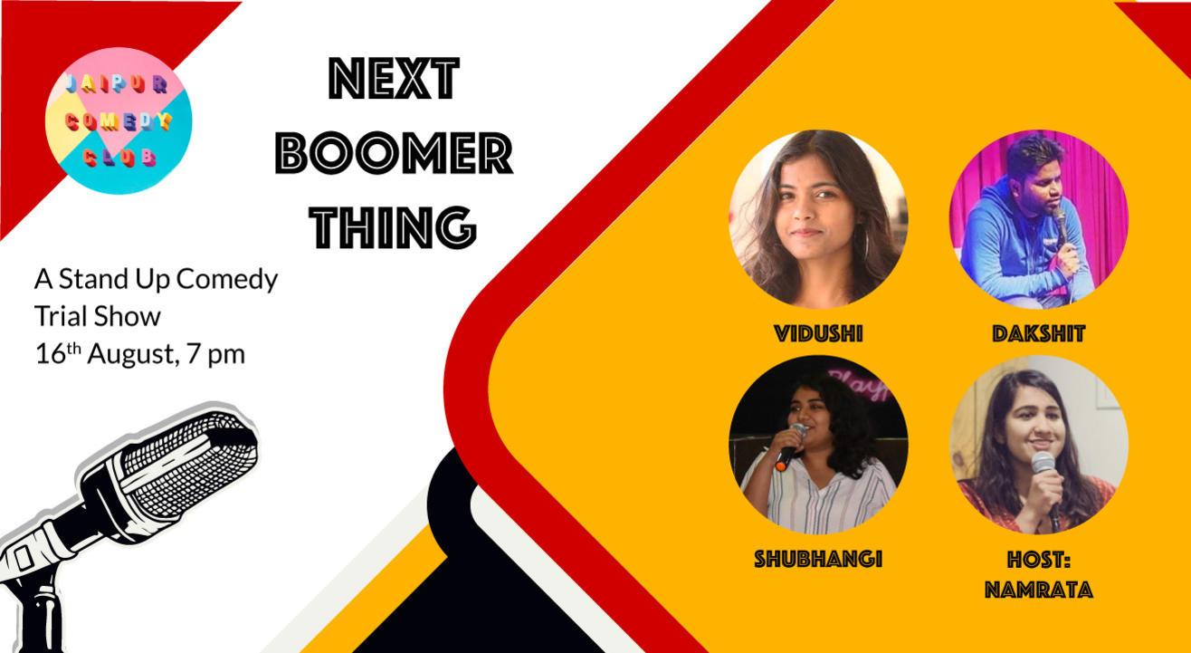 Next Boomer Thing
