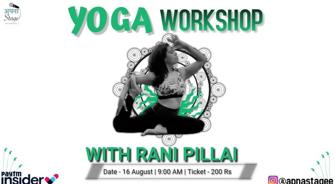 Apna Stage : Yoga Workshop