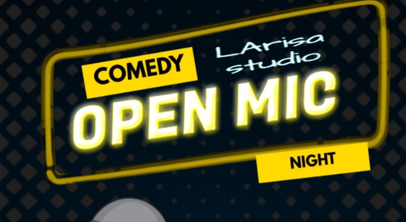 Larisa studio open mic 2020