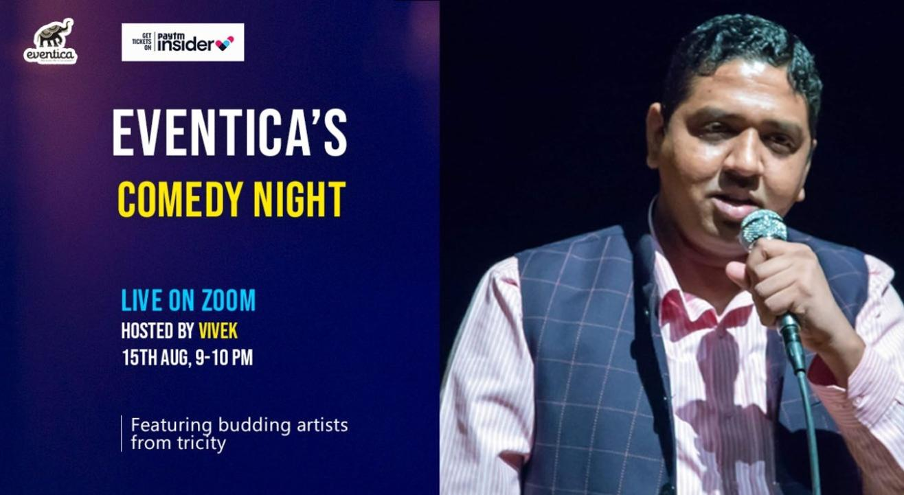 Eventica Comedy Night