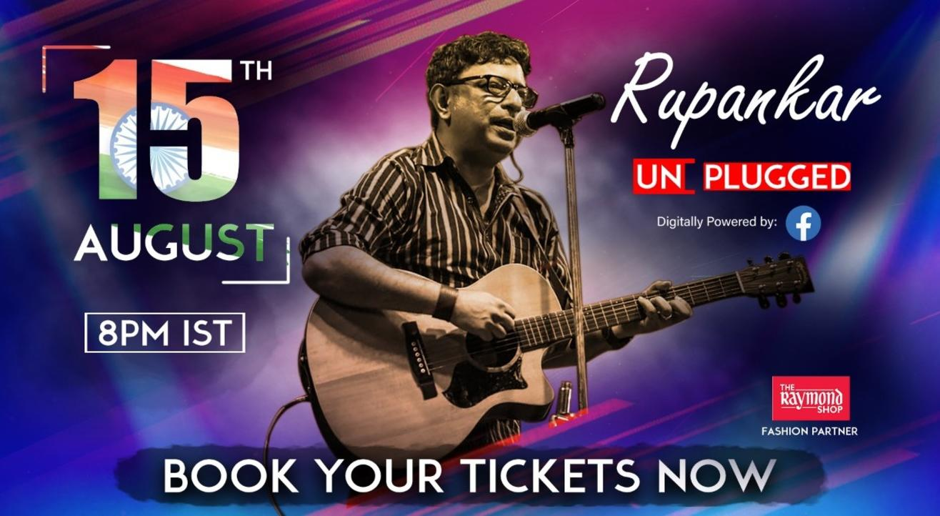 Rupankar Unplugged in Concert