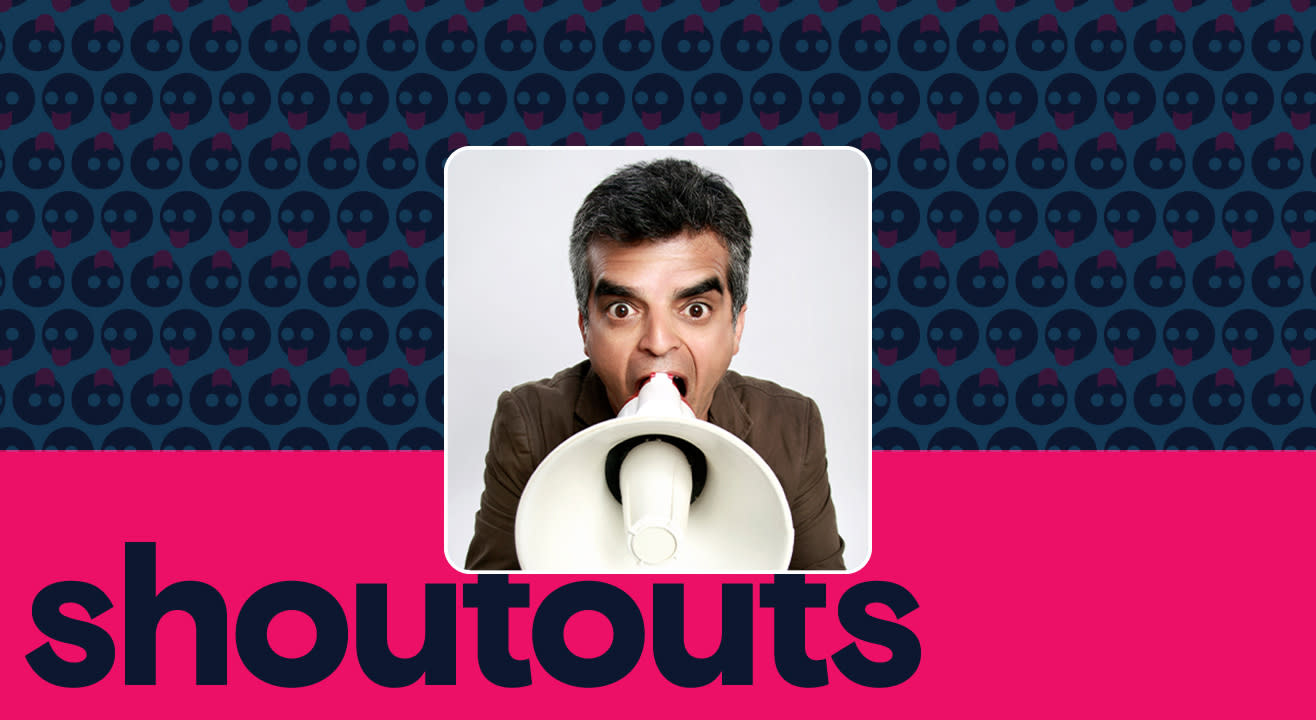 Request a Shoutout by Atul Khatri