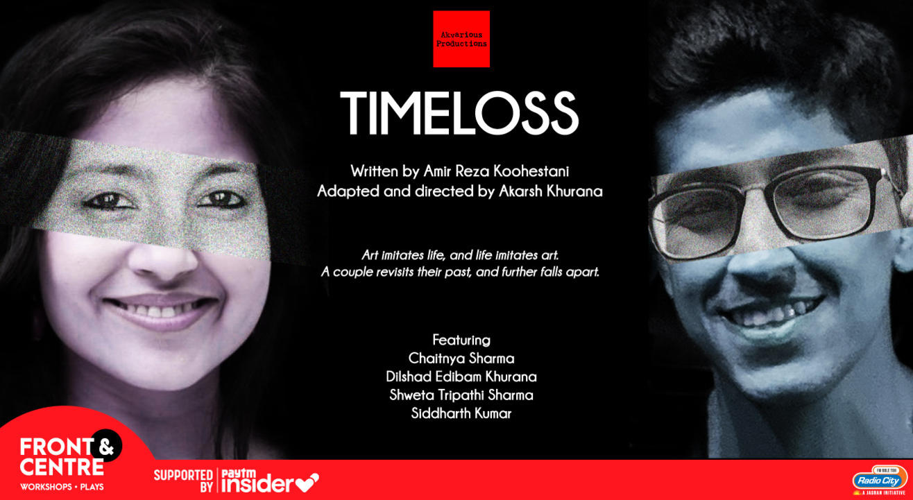 'Timeloss' by Akvarious Productions - Sign Up for Updates