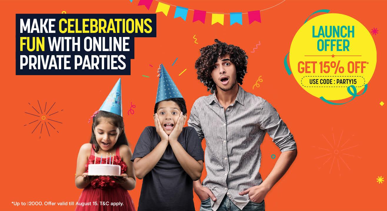 9 Creative Virtual Birthday Party Ideas