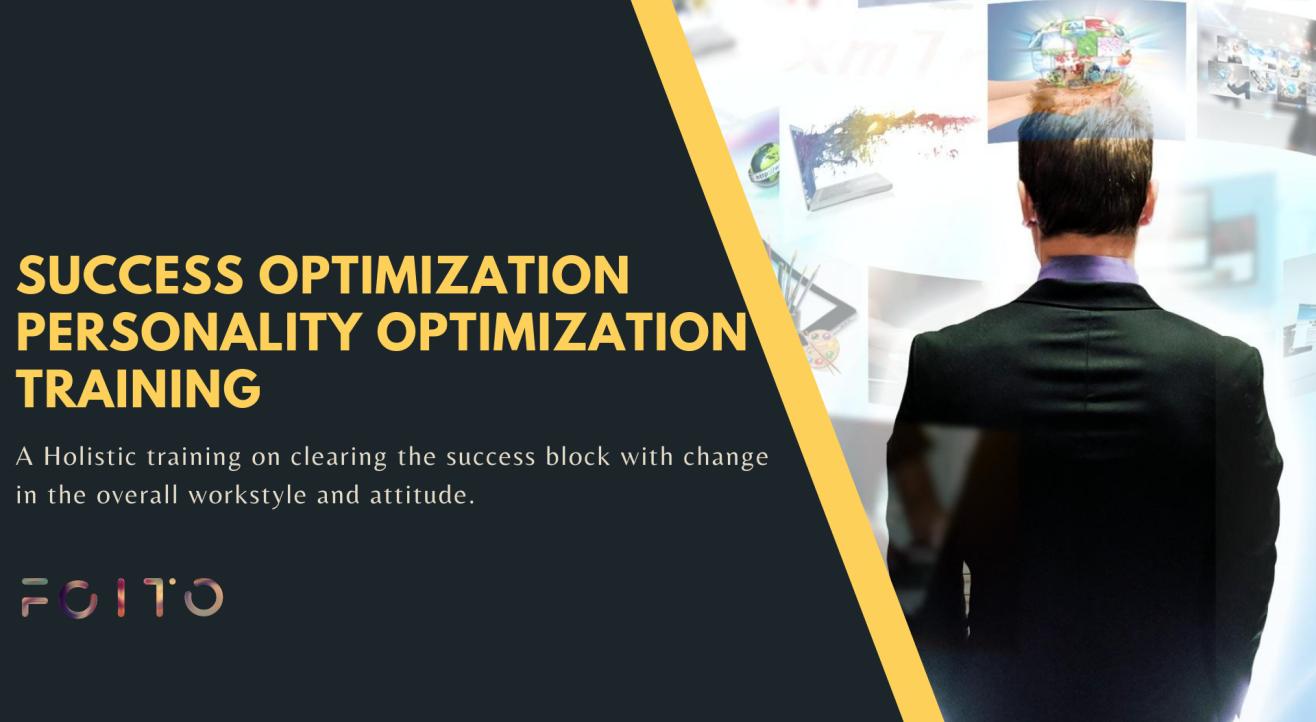 Success Optimization Training
