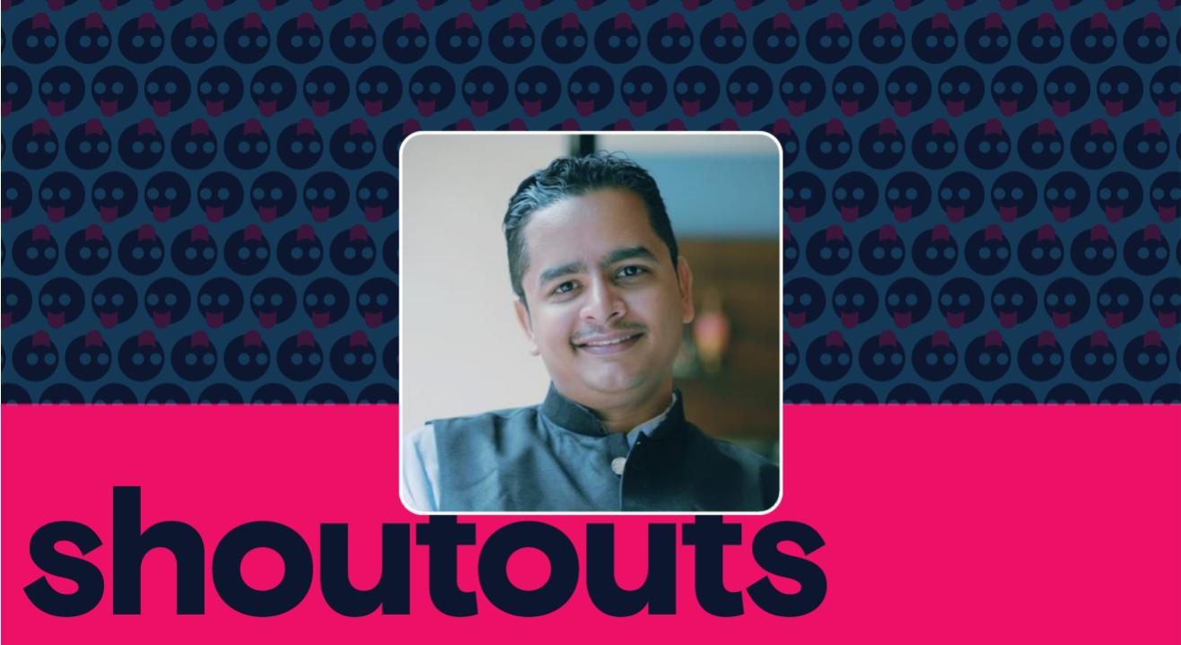 Request a Shoutout by Rakesh Tiwari