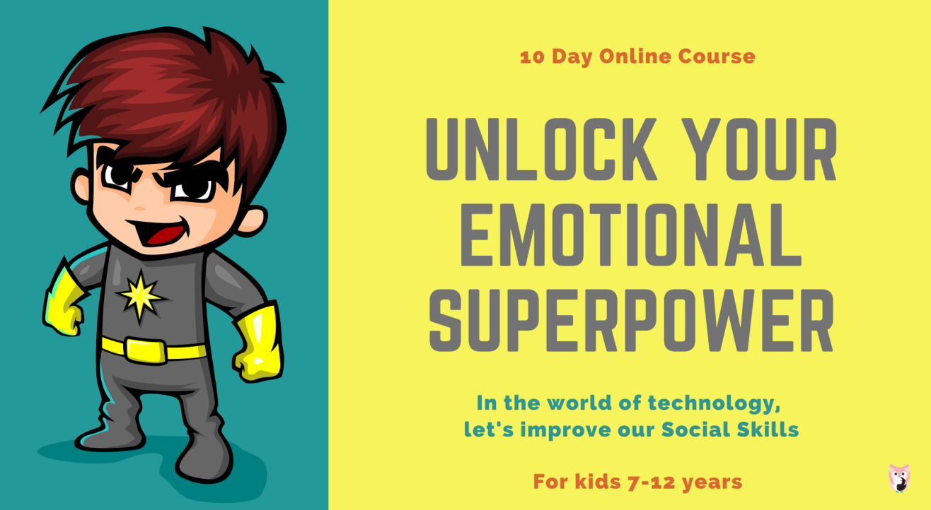 Unlock Your Emotional Superpower Online Course