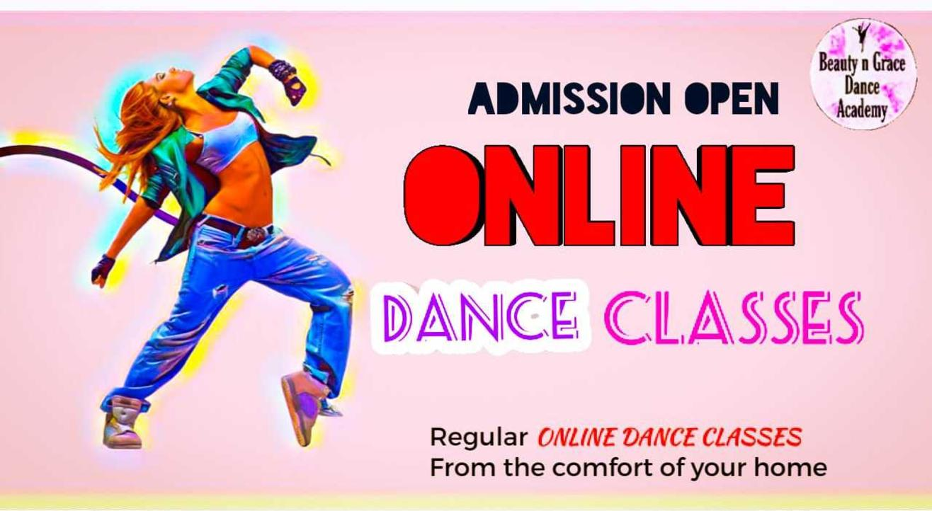 Online Bollywood/Freestyle Regular Dance Class For Adults