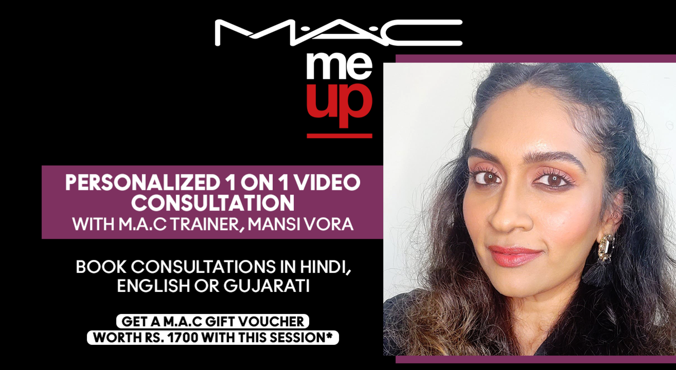 One On One Consultation with Mansi Vora | M·A·C Cosmetics