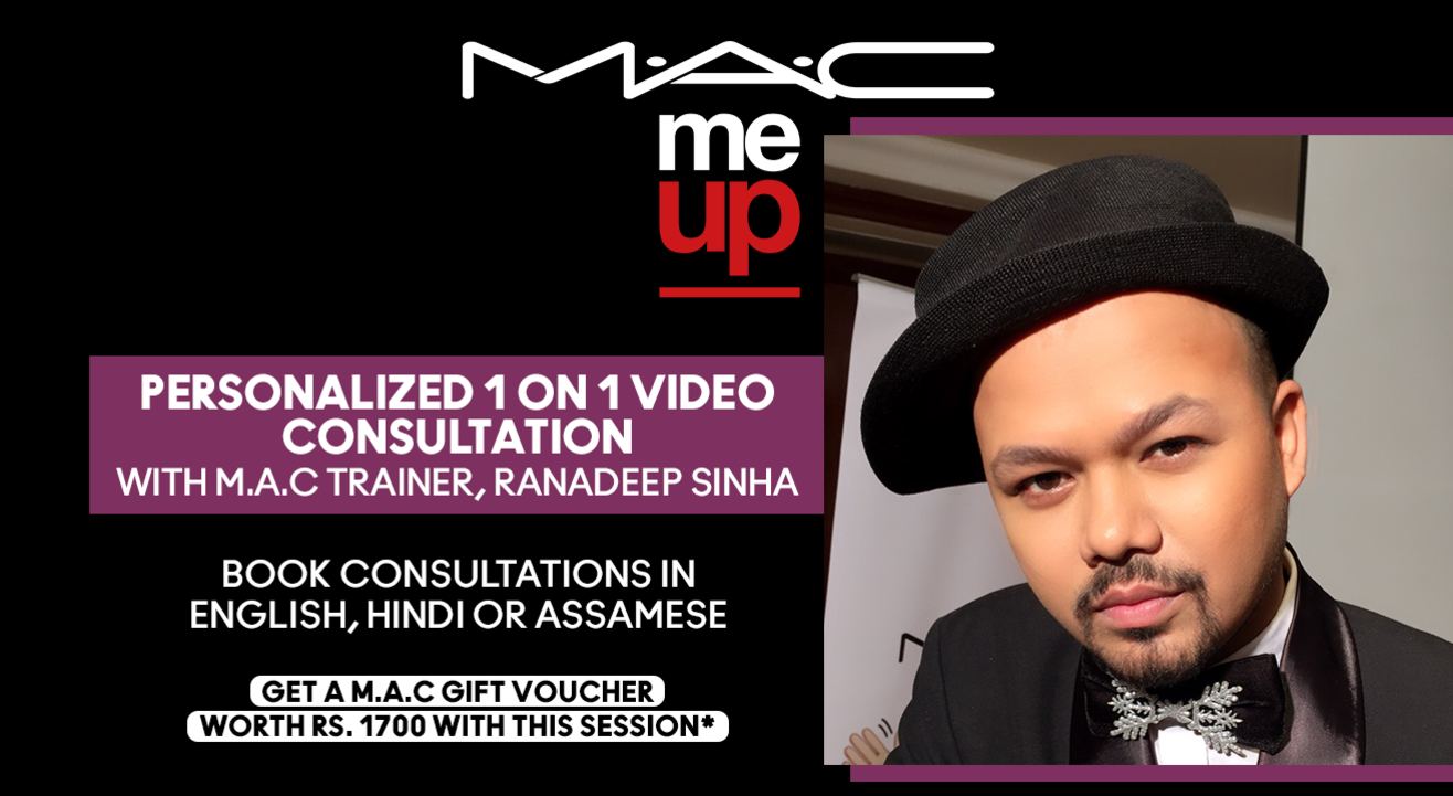 One On One Consultation with Ranadeep Sinha | M·A·C Cosmetics