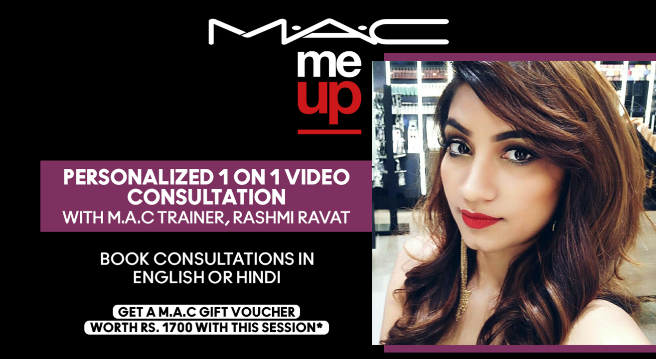 One On One Consultation with Rashmi Rawat | M·A·C Cosmetics