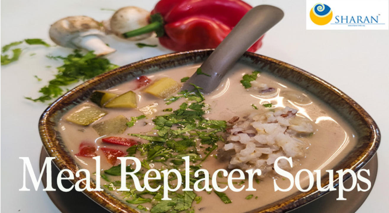 Meal Replacer Soups