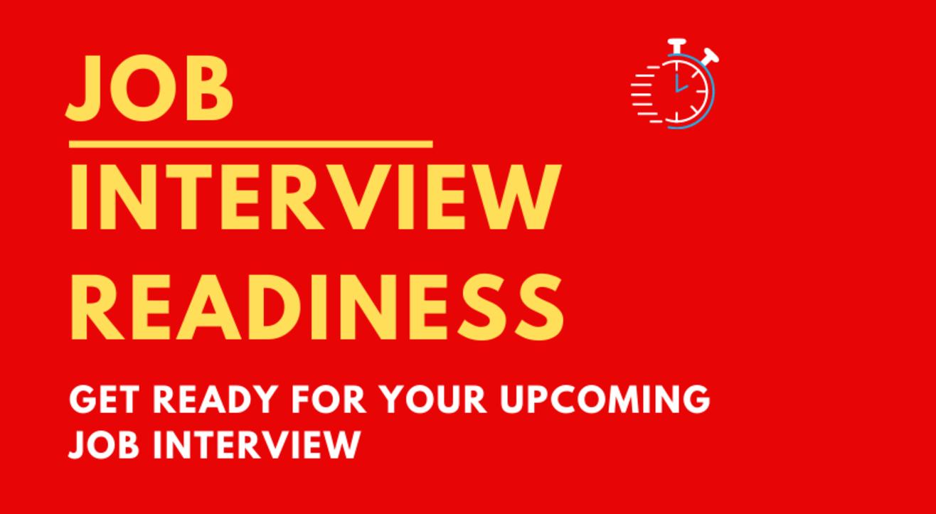 Interview Readiness 2020 - 2021 Batch Graduation and Post Graduation
