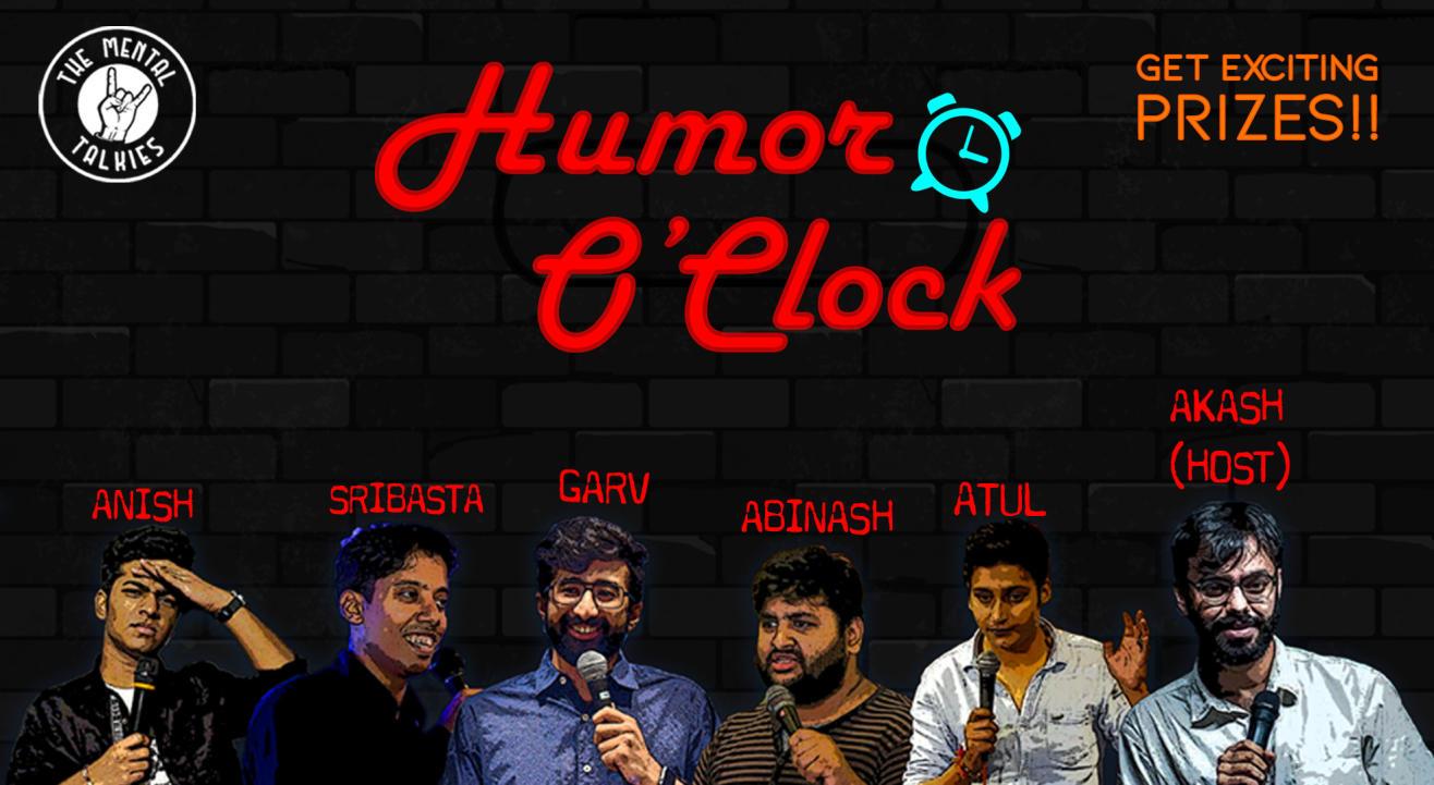 Humor O'Clock