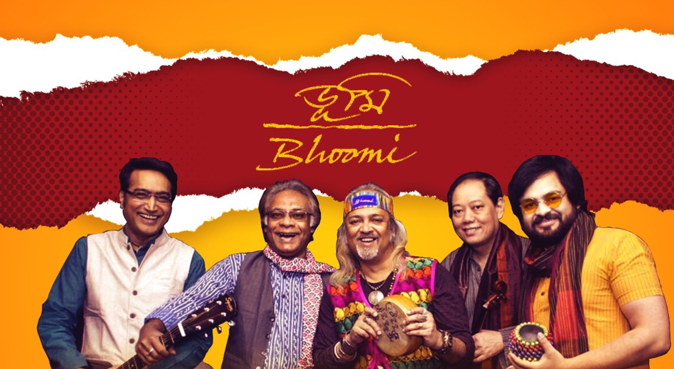 Bhoomi Live, first ever digital concert