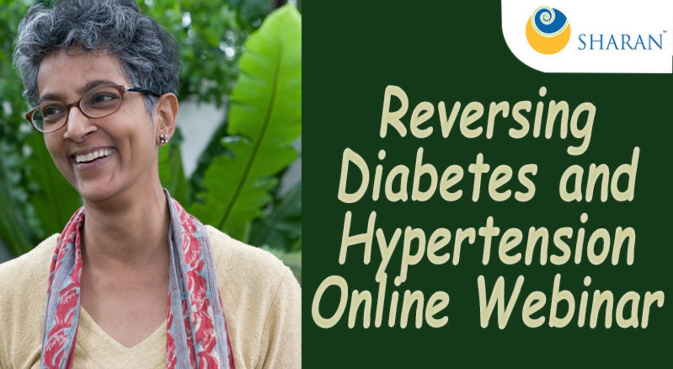 Reversing Diabetes and Hypertension Online Webinar