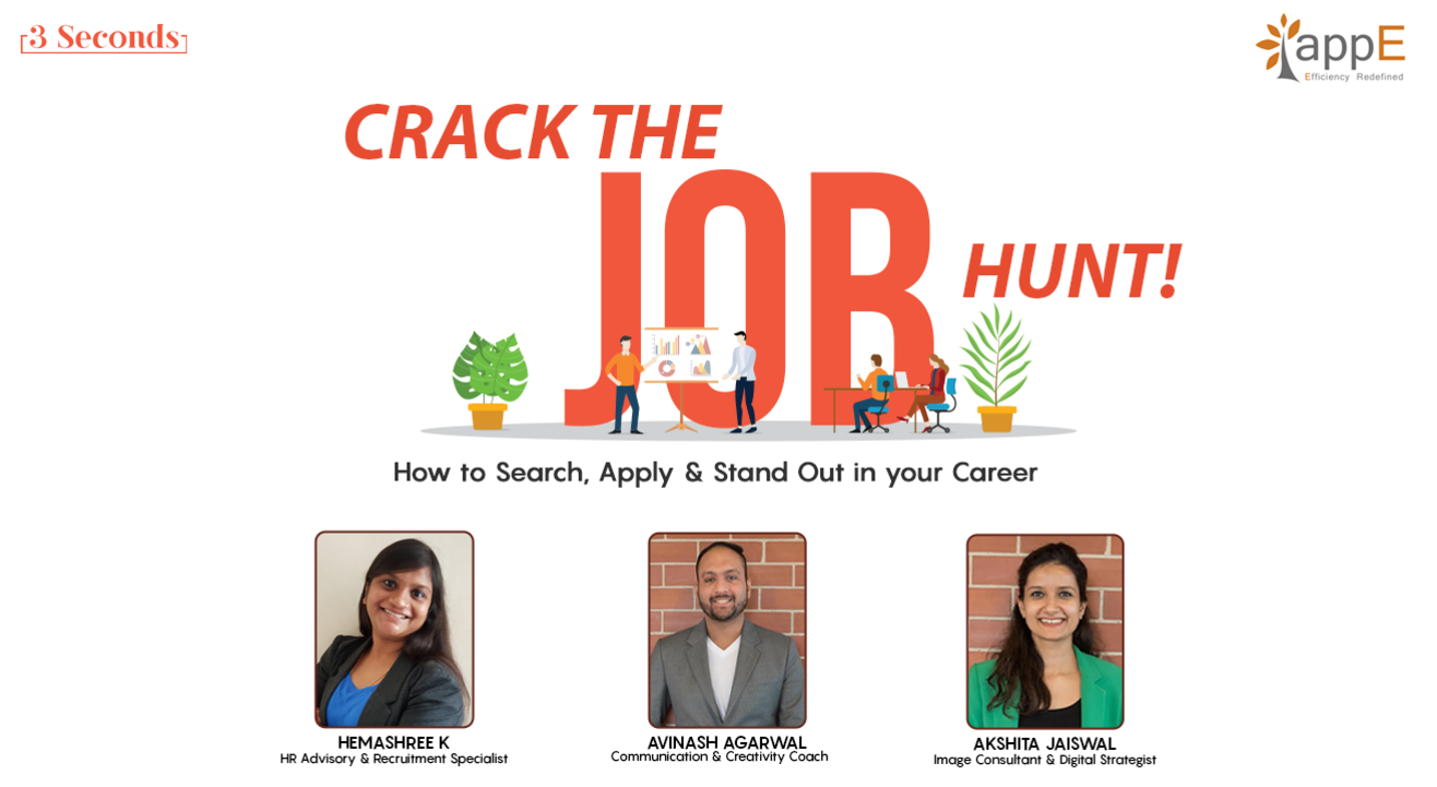 CRACK THE JOB HUNT! A 2-day course to fast track your career