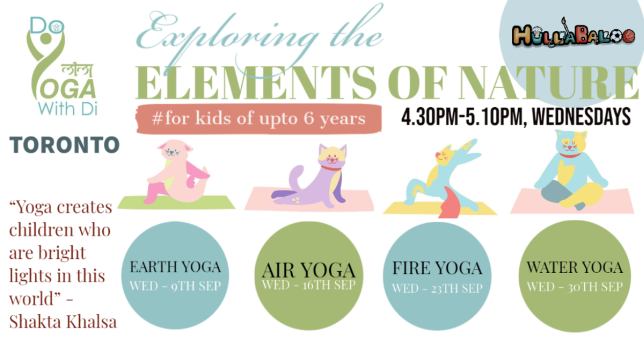 Yoga for Kids with Diane