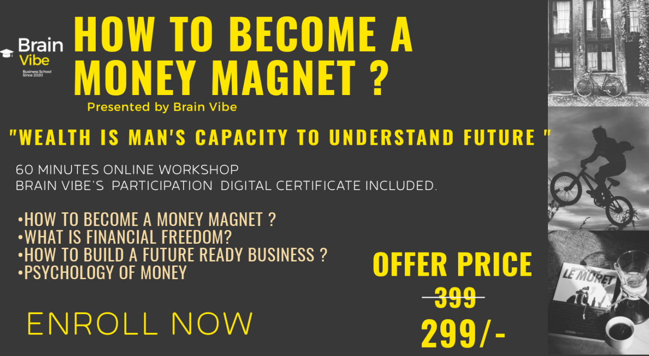 HOW TO BECOME A MONEY MAGNET ( Live Session )