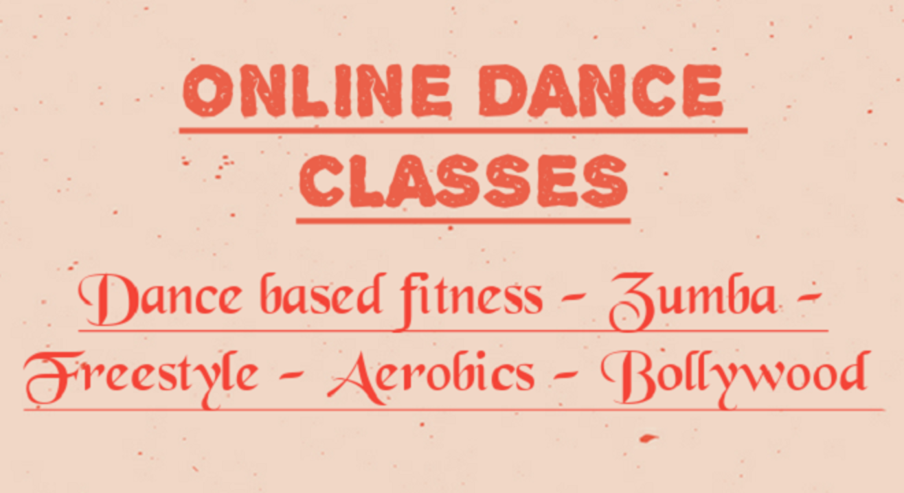 Dance based fitness