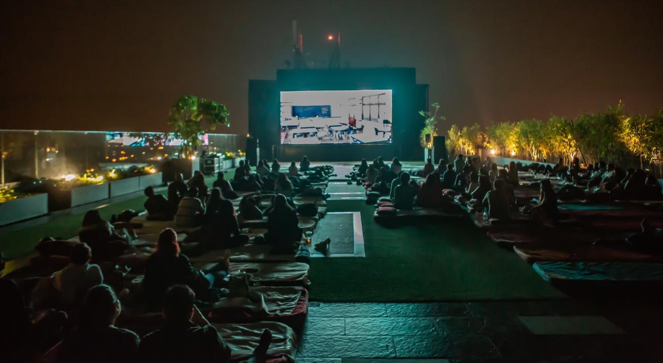 Sky Cinema – Opening Weekend