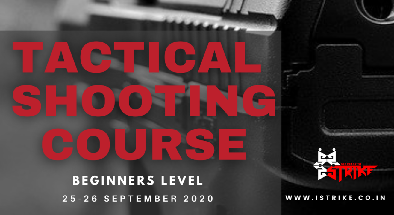 Tactical Shooting Course for Civilians