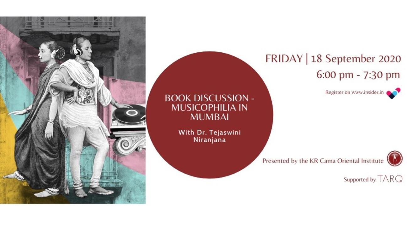 Book Discussion | Musicophilia in Mumbai