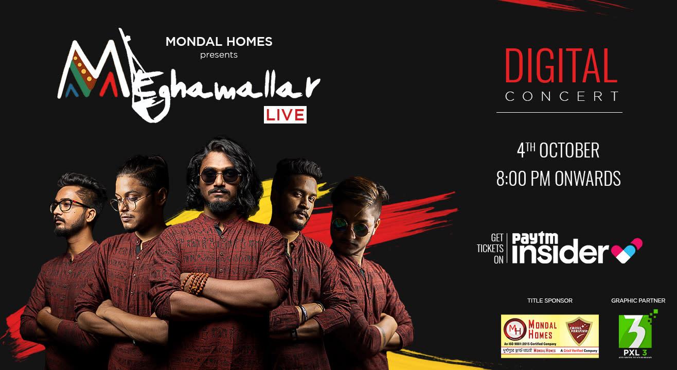 Meghamallar Live