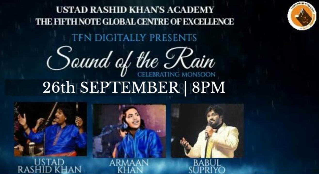 Sound of the Rain - Celebrating Monsoon (Day 2) - India