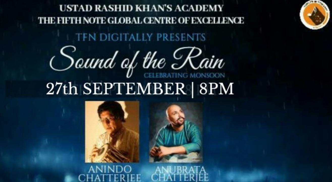 Sound of the Rain - Celebrating Monsoon (Day 3) - India