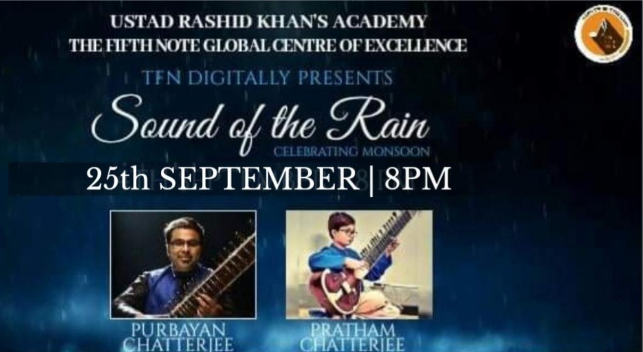 Sound of the Rain - Celebrating Monsoon (Day 1) - US / Canada