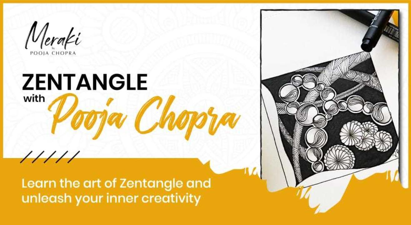 Learn The Art Of Zentangle
