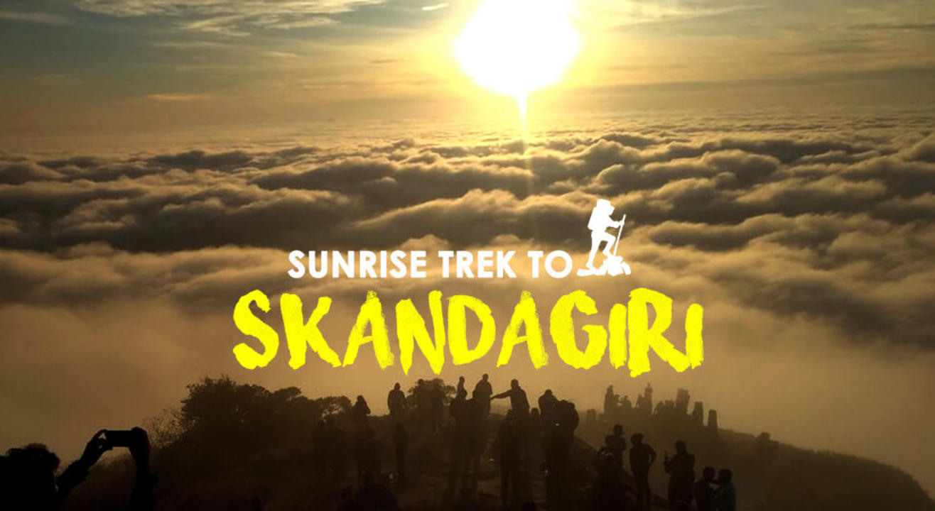 Skandagiri Sunrise Trek | Nammatrip