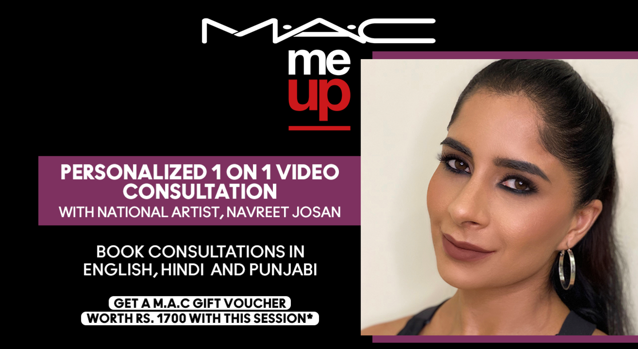 One On One Consultation with Navreet Josan | M.A.C Cosmetics