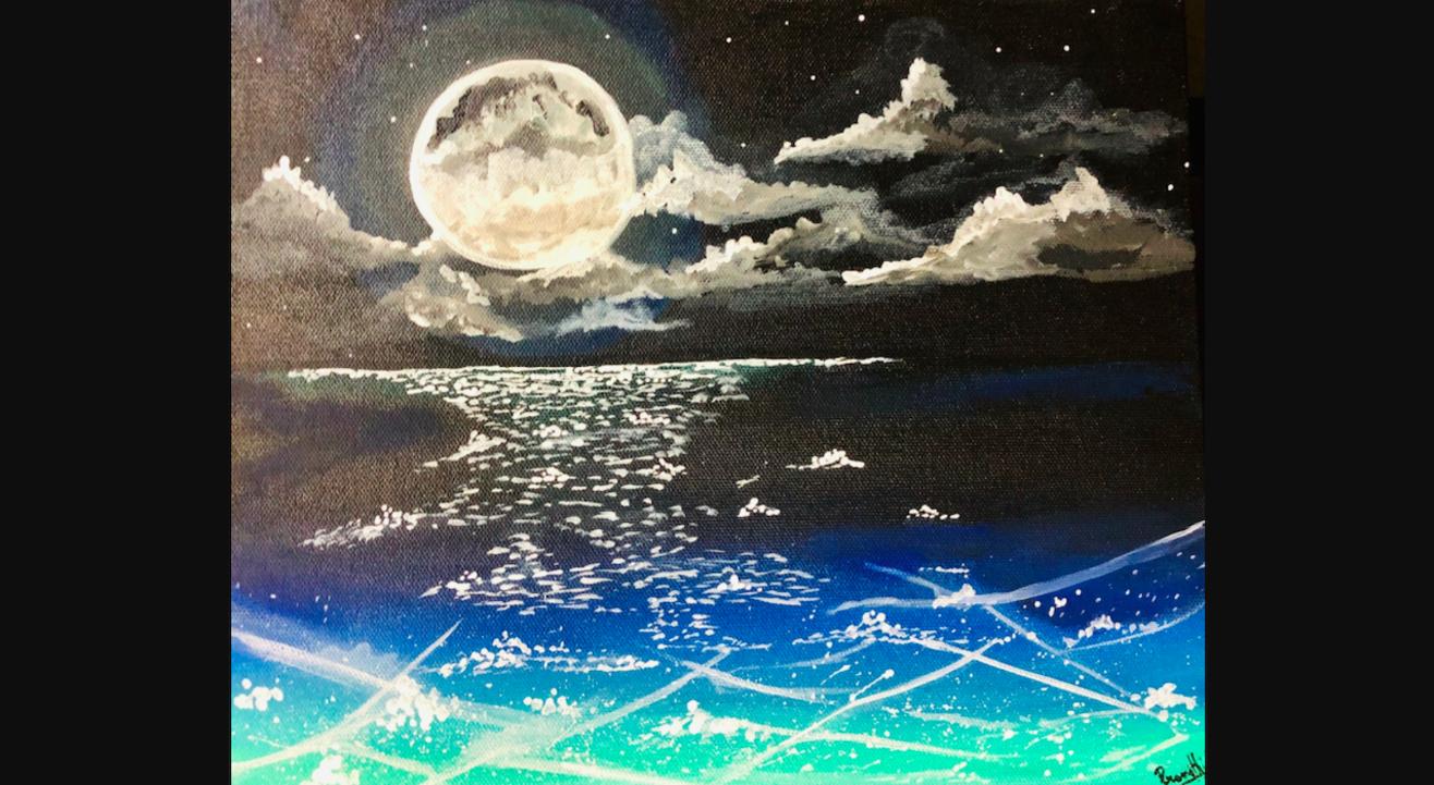 Acrylic Painting with Pranathi