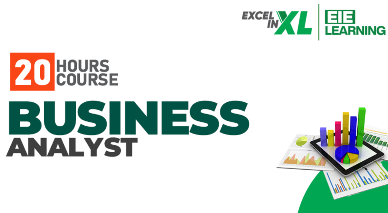 Business Analyst Certification course #EiElearning