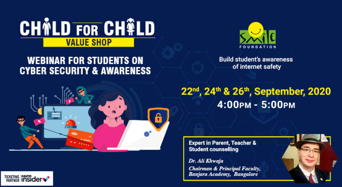 Child for Child Webinar on Cyber Safety Awareness