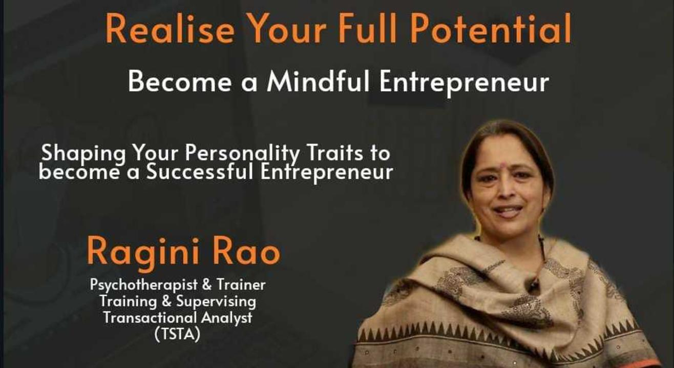 Realise your full Potential - Become a Mindful Entrepreneur