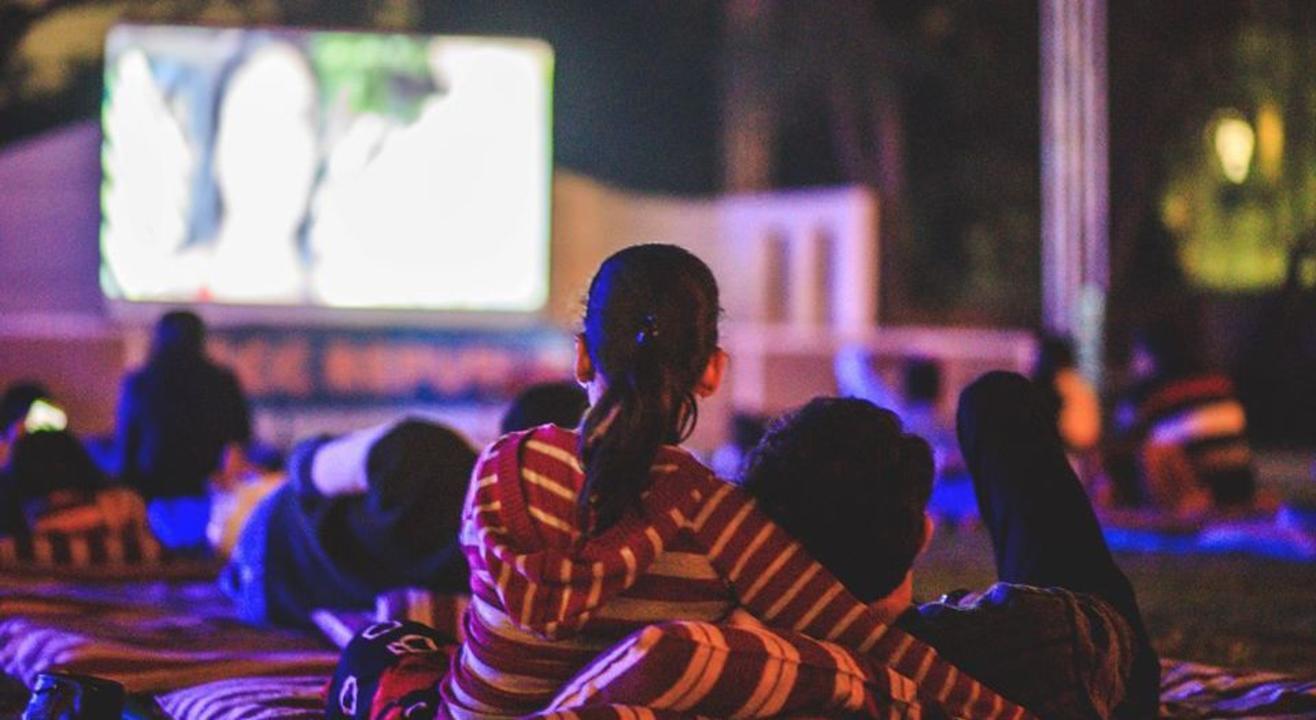 Open Air Cinema- Opening Weekend