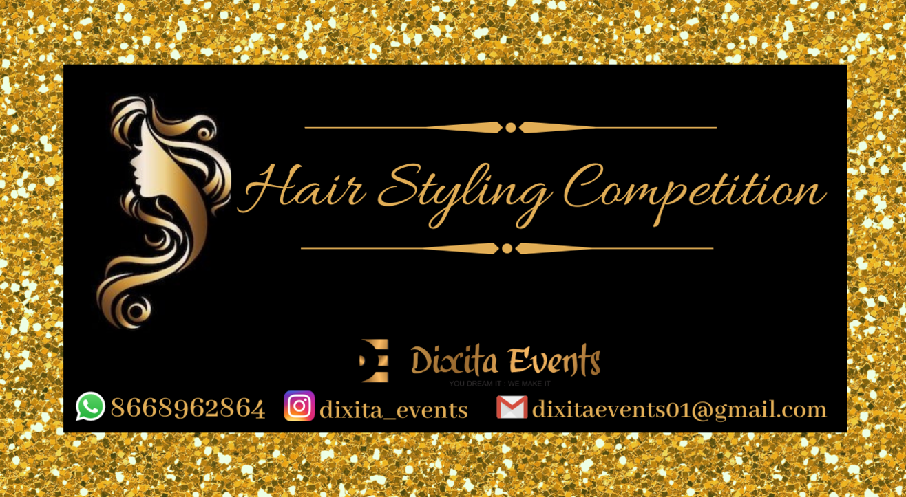 Hair Styling Competation