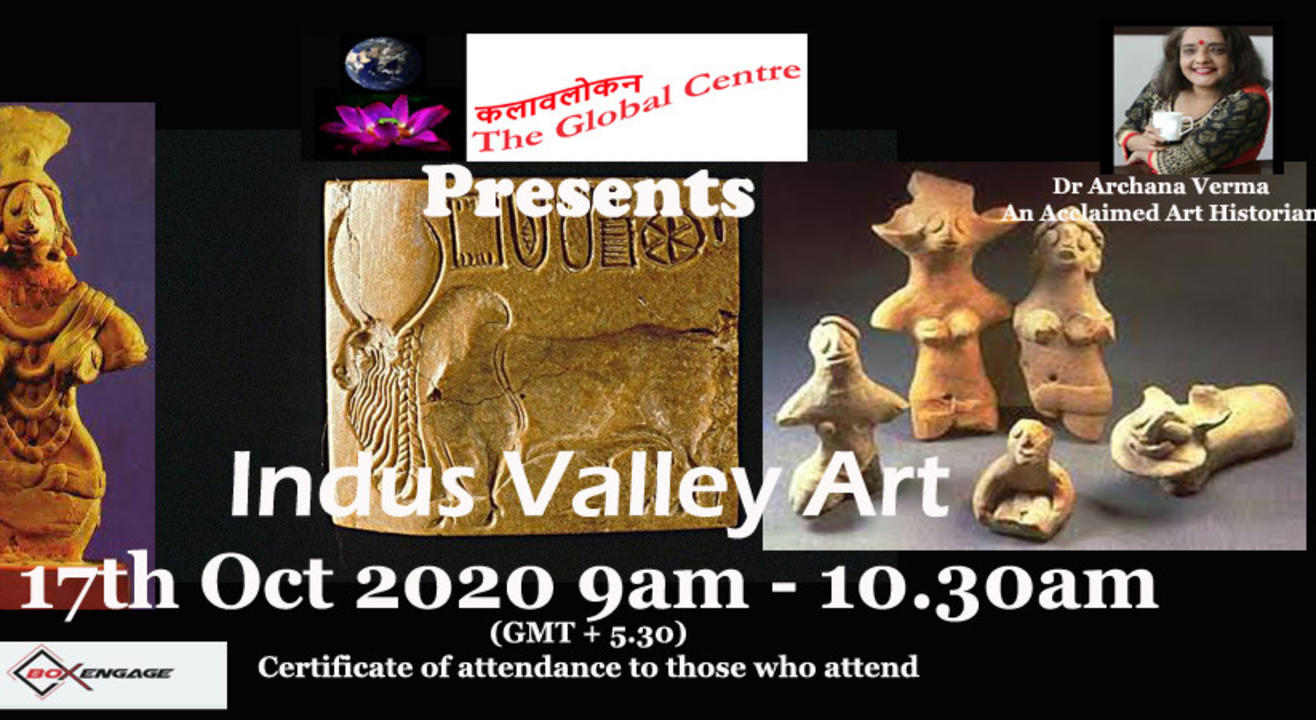 Indus Valley Art by Dr Archana Verma
