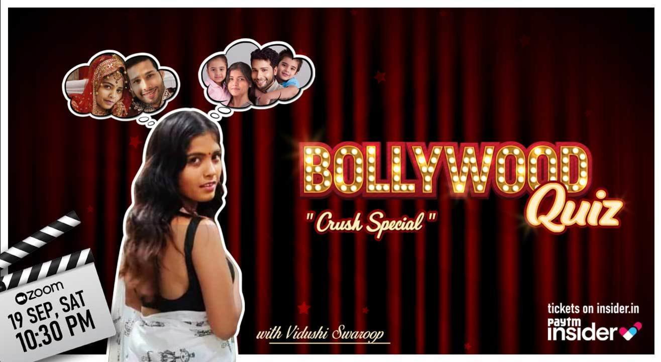 Bollywood Quiz (crush special)