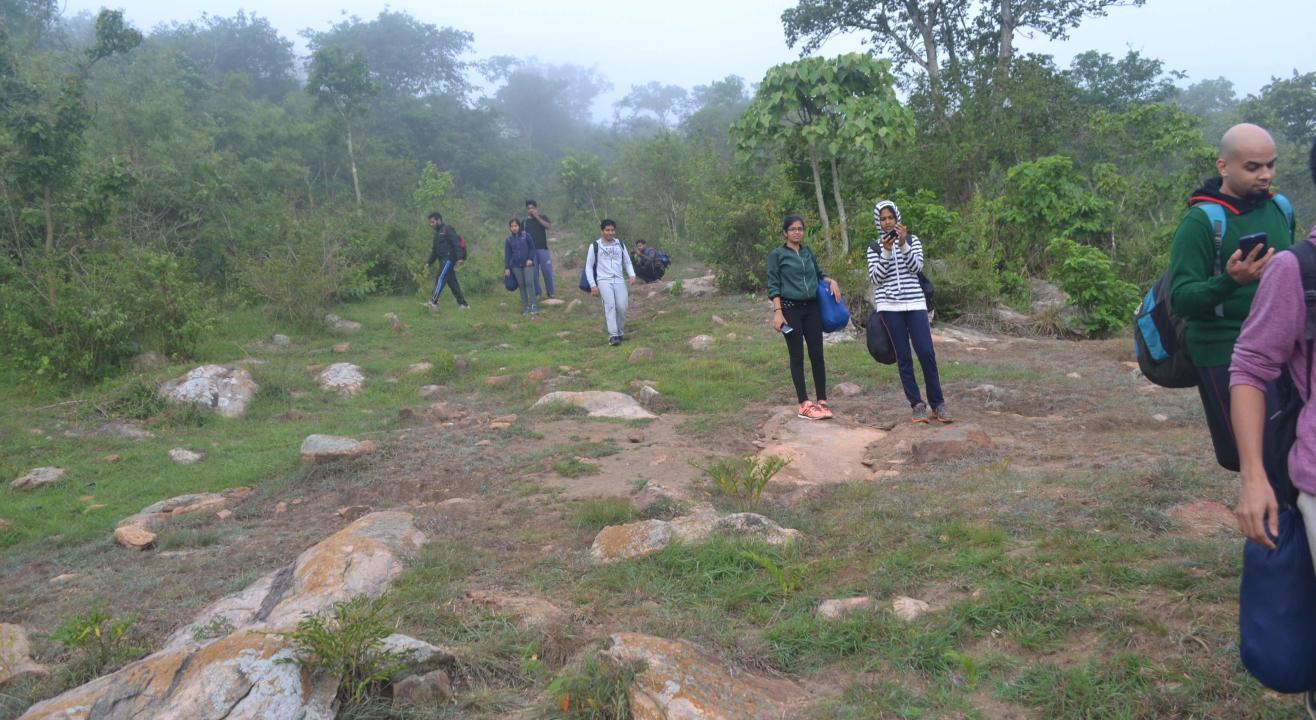 Rangaswamy Betta Sunrise Trek   Escape2explore