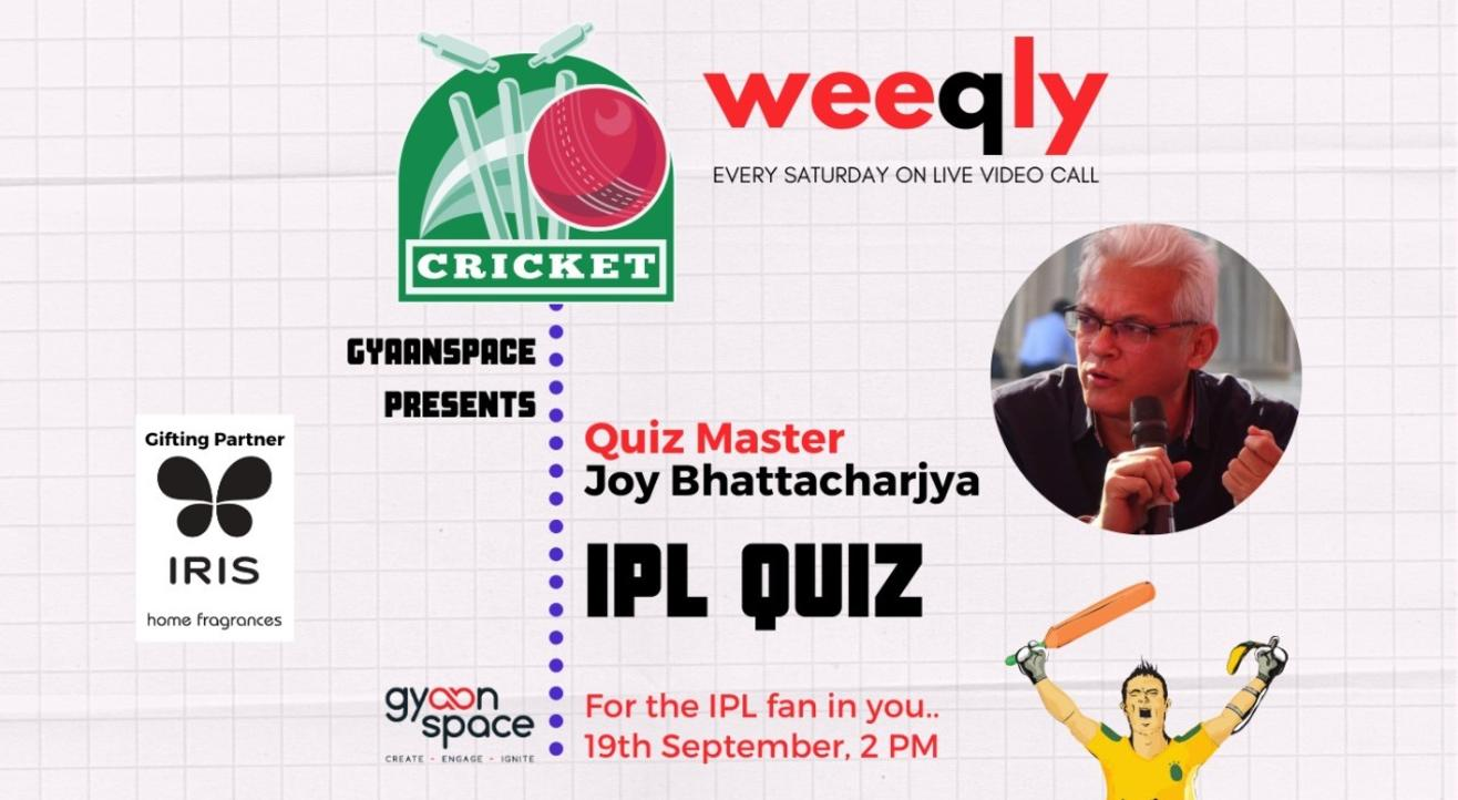 Weeqly - The IPL Quiz