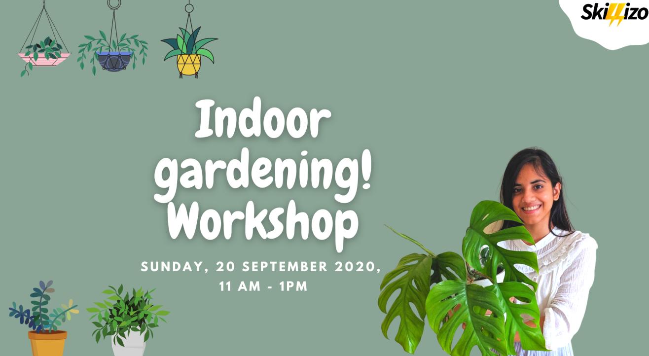 Indoor Gardening Workshop by madovermud