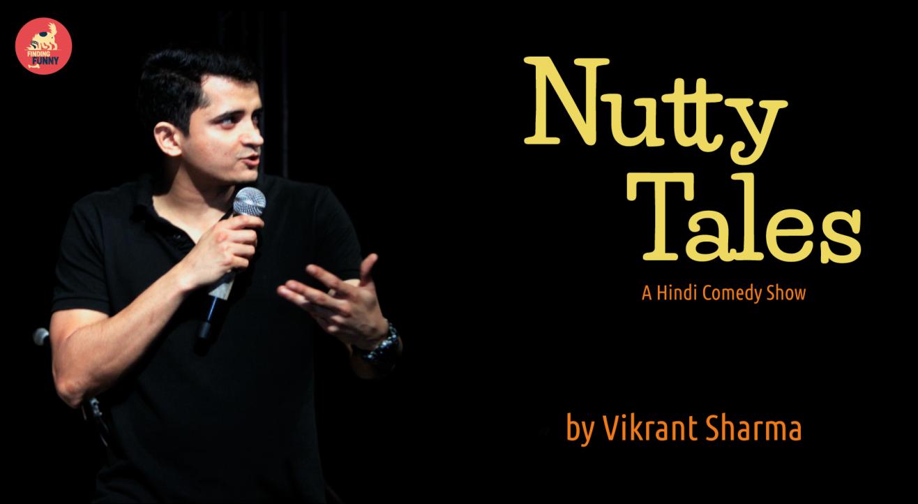 Nutty Tales by Vikrant Sharma