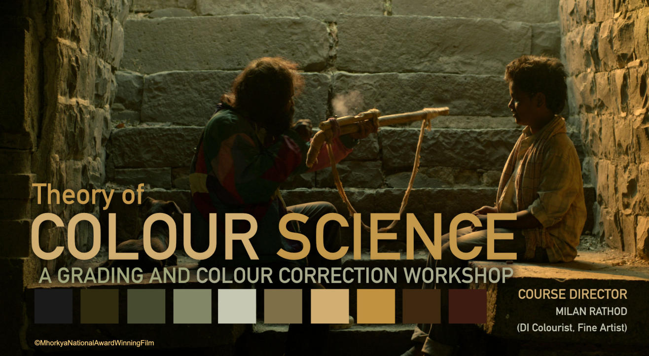 Theory of Colour Science